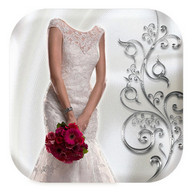 Wedding Dress HD Photo Montage