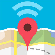 Wifimaps: free wifi +passwords