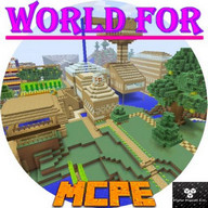 World Adventure Map for Minecraft PE