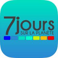 7 jours sur la planète - Lite - Learn French with this app