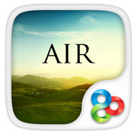 (FREE) AIR GO Launcher Theme