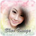 Blur Image Blackground Frame