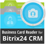 Business Card Reader for Bitrix24 CRM