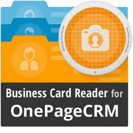 Business Card Reader for OnePage CRM