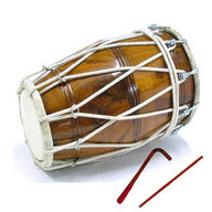 Dholak Player