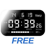 Simple Digital Clock - DIGITAL CLOCK SHG2 FREE