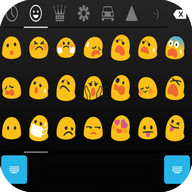 Emoji Keyboard - Dict,Emoji
