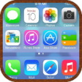 Fake IPhone 5S launcher