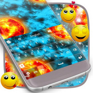 Sun Keyboard Theme
