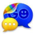 GO SMS Theme Royal Sleek