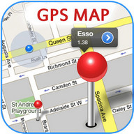GPS Map Free - Find any place using Google Maps