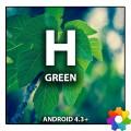 Halla Green Theme