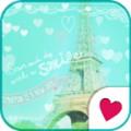 Happy Paris![Homee ThemePack]