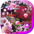 Japan Lake Live Wallpaper