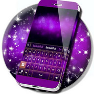 Purple and Black for Keyboard