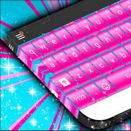 Pink Madness Keyboard Theme