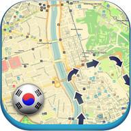 Korea offline Map Weather News