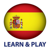Learn and play. Spanish 1000 words