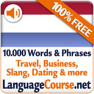 Learn Dutch Vocabulary Free