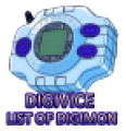 List Of Digimon - First Adventure