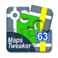 Locus Map Tweak