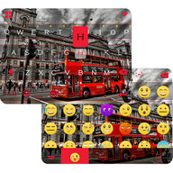 London Bus Emoji iKeyboard
