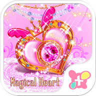 Cute Theme-Magical Heart-