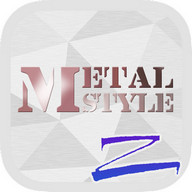 Metal-R Theme - ZERO Launcher
