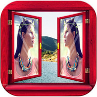 Mirror Image Photo Editing