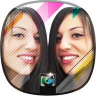 Spiegel-Effekt für Bilder