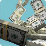 Money Package Live Wallpaper