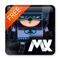 New Batboy Free MXHome Theme