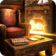 My Log Home 3D wallpaper FREE