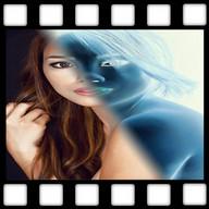 Negative Photo Effect : Facebook Photo Save Image