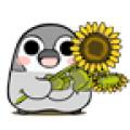 Pesoguin-Sunflower