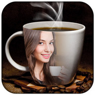 Photo on a Coffee Cup