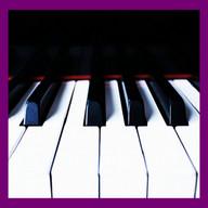 Tocar el piano real