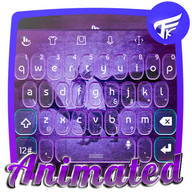 Purple dragon TouchPal