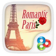 Romantic Paris Launcher Theme
