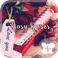 Cute Theme-Rosy Roses-
