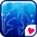 Sea of dolphin[Homee ThemePack]