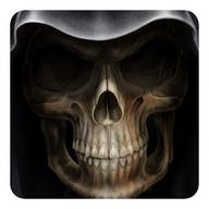 Skulls Live Hintergrund