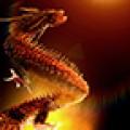 Sky Dragon Lava Free
