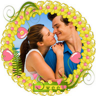 Sweet Love Photo Frames