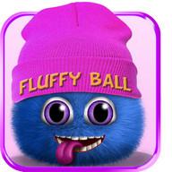 Nói fluffy bóng