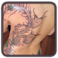 Tattoo Maker : free, HD, 3D