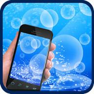 Transparent Screen: Camera app