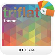 XPERIA™ Triflat Theme