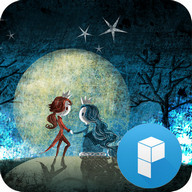 Twilight night Launcher Theme