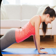Women's Home Fitness